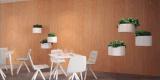 Украшение сада офиса гостиницы Uispair самомоднейшее домашнее