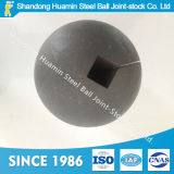 20-150mm die Stahlmedia Gringing schmiedeten Kugel