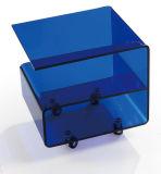 Transparenter Farben-Tee-Tisch für Wohnzimmer (TB-330)