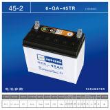Ausgezeichnet belastete Batterie trocknen