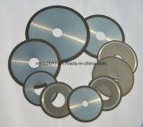 La rueda en enlace del corte del diamante del metal vio la lámina para el vidrio