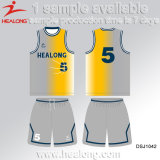Costume de basket-ball personnalisé Healong Full Sublimation