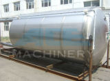 Bottom conique Mxing Tank Batch Pasteurizer avec Scraper Agitator (ACE-CG-R3)