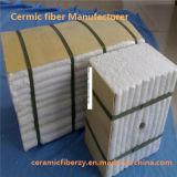 Módulo da fibra cerâmica dos fabricantes do ouro
