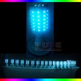 luz do milho do diodo emissor de luz de 12.6V SMD5050 E27