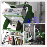 Máquina de classificação aprovada da cor do arroz do GV Preboiled do Ce
