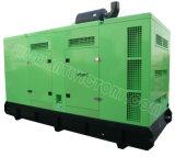 stille Diesel 875kVA Yuchai Generator voor het Project van de Bouw met Certificatie Ce/Soncap/CIQ/ISO