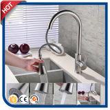 L'acciaio inossidabile estrae il rubinetto del dispersore del miscelatore della cucina (30492)
