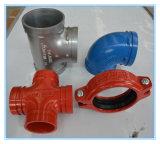 Joints de pipe malléables approuvés de fer de FM/UL/Ce