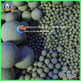 Sfere di ceramica inerti di 20% per l'imballaggio della torretta con l'alta concentrazione di schiacciamento
