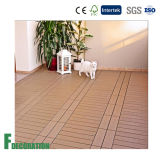Anti - UV WPC Outdoor Floor Tiles