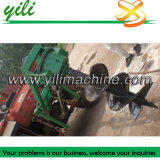 Землекоп отверстия столба сверла земли трактора