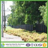 Cercado/de la curva cerca soldada cubierta PVC galvanizada 3D del acoplamiento de alambre