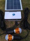 Le système solaire de lumière d'éclairage de la maison DEL de bloc d'alimentation du meilleur marché avec le TUV a reconnu