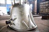 Poche en métal fondu