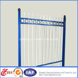Economical semplice Practical Residential Wrought Iron Fence (dhfence-29)