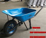 Starkes Wheelbarrow mit Circling Yard Wheel Barrow Hsd-5