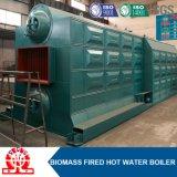 Scaldacqua infornato biomassa orizzontale industriale del Doppio-Timpano dello SZL 10.5-1.25MPa