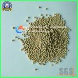 setaccio molecolare della zeolite 3A per l'essiccamento profondo del gas