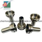 Части Lathe CNC нержавеющей стали точности (ZH-MP-018)