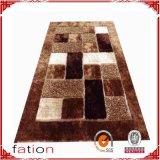 L'accumulazione moderna 100% del tessuto felpato del poliestere della casa copre le coperte col tappeto di zona