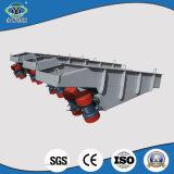 Máquina de alimentação de vibração padrão chinesa do aço de carbono