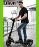 Likon запатентовало самокат сплава магния Escooter 10inches конструкции быстро сложенный электрический (JX10)