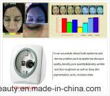 Le massage facial indiquent l'analyse Ld6021A de peau d'encre en poudre