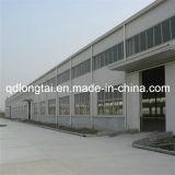 Estructura CE Certificado de acero de construcción Fabricate Taller