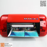 2016 kundenspezifischer Handy-Fall-Drucker und Scherblock-Maschine