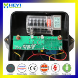 Cover di vetro Bakelite Base Electrical Energy Meter 60Hz 1.0 per il paese Outdoor Type Free Plastic Seal di Southeast Aisan