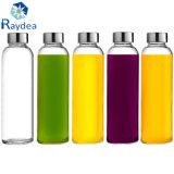 Bottiglia di acqua calda di vendite 300ml con la protezione dell'acciaio inossidabile