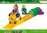 Le jeu en plastique de Kaiqi joue le meilleur choix pour l'arrière cour et le jardin d'enfants