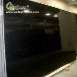 Горячий продавая Polished поверхностный плоский Countertop кухни гранита края G511 Монголии черный