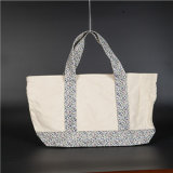Reusáveis amigáveis de Eco recicl carreg o saco da chita do Tote da compra