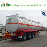 Общего назначения битума 30m3 жидкостный бака тележки нефтяной танкер трейлера Semi с горелкой