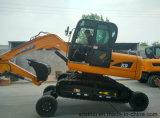 中国の道路工事装置の掘削機の工場、Xiniu/サイの掘削機、構築機械掘削機