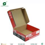 Diseño de encargo de la caja de envío Doblado en venta
