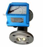 Flujómetro Rotámetro-Acorazado del tubo del metal
