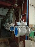 O aço de molde API600 flangeou a válvula de verificação do balanço 150lb (H44H-DN200-150LB)