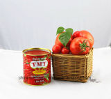 TMT Marca Pasta de tomate (400g enlatado)