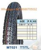 عال سنّ درّاجة ناريّة إطار 3.00-17 3.00-18