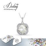 Cristal de la joyería del destino del colgante determinado y de los pendientes de la nueva perla de Swarovski