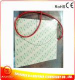 подогреватель силиконовой резины подогревателя принтера 250*250*1.5mm 24V 350W 3D