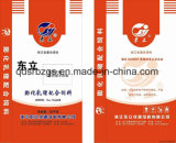 La Chine a fait le sac tissé par pp matériel neuf de plastique pour l'alimentation