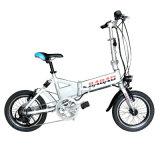 Venda direta da fábrica bateria interna de 16 polegadas que dobra a bicicleta elétrica (JB-TDR01Z)