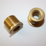 Chrome Platingの精密CNC Machined Brass Turning Parts