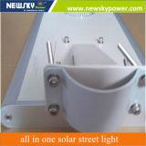 8W alliage d'aluminium tout dans un réverbère solaire