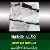 Het binnenlandse Glas van de Kunst van de Spiegel van het Graniet van het Patroon van het Glas van het Glas van het Ontwerp Weerspiegelende Marmeren Binnen voor het Decor van de Muur