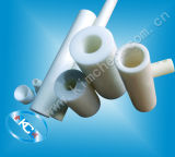 Tubi di ceramica resistenti a temperatura elevata